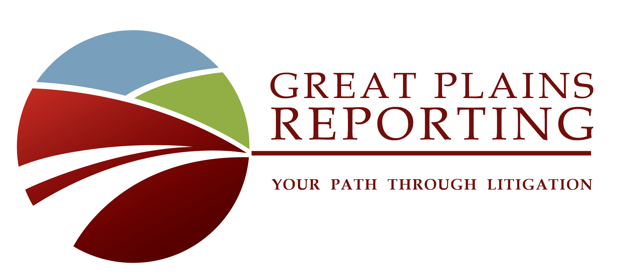 Great Plains Reporting Company Logo